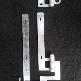 Two way hinges made from our own design